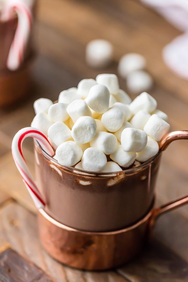 """<strong>Get the <a href=""""http://www.thecookierookie.com/slow-cooker-peppermint-hot-chocolate/"""" target=""""_blank"""">Peppermint Hot"""