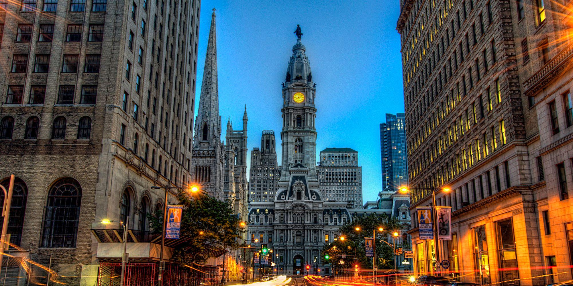 Hordes Of Naked Cyclists Overtake Philadelphia | The ...