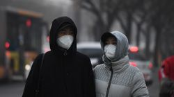 Toxic Smog Choking Beijing Is So Bad, It's Grounded