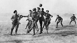 Christmas Truce Wasn't A One-Off Event In 1914, WWI Historian