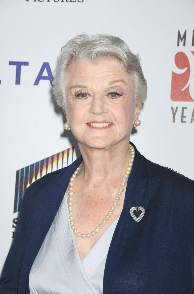 Angela Lansbury has also bagged a role - her first film role since