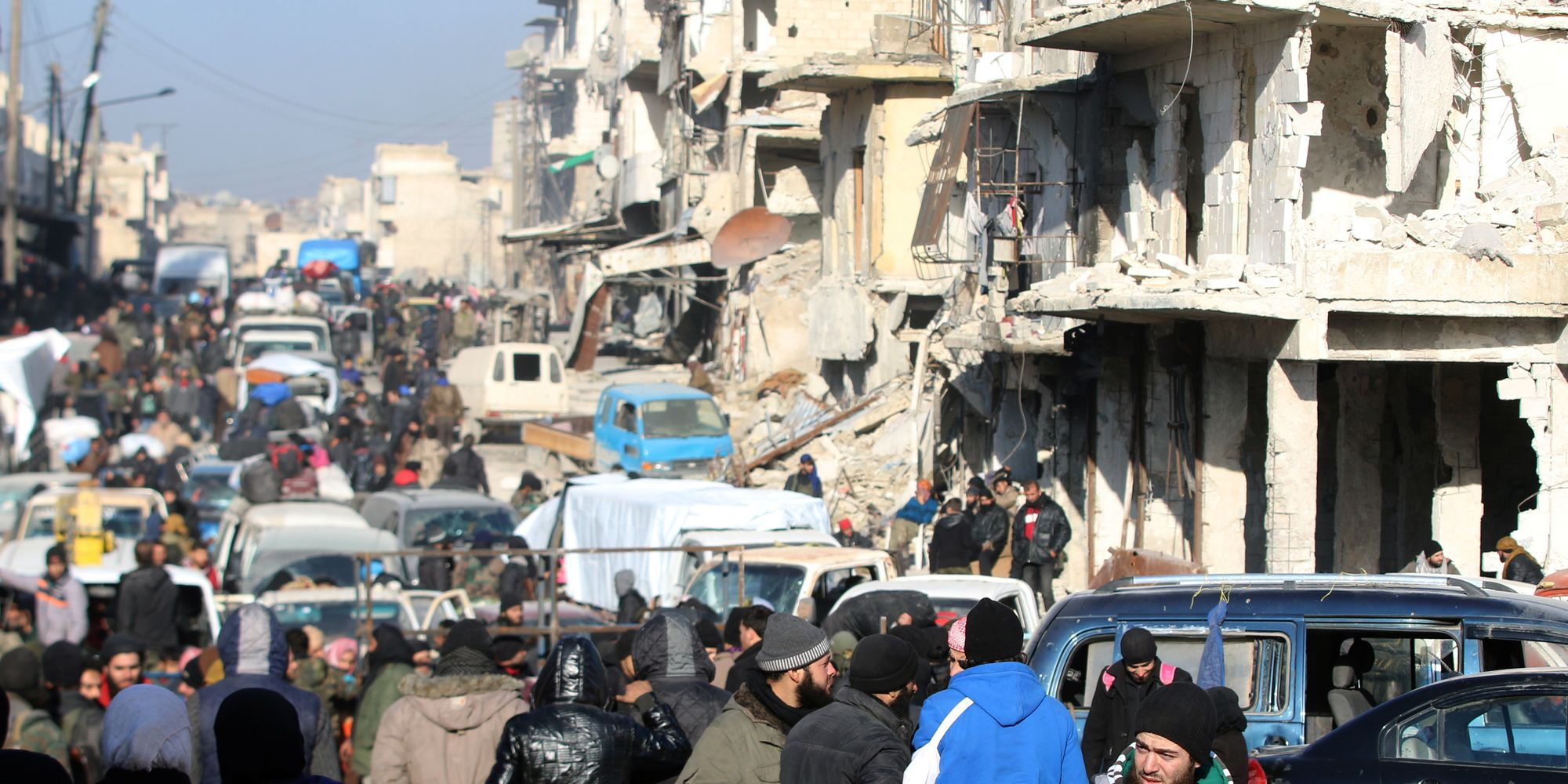 Syrian Government Allows UN To Beef Up Monitoring In Aleppo