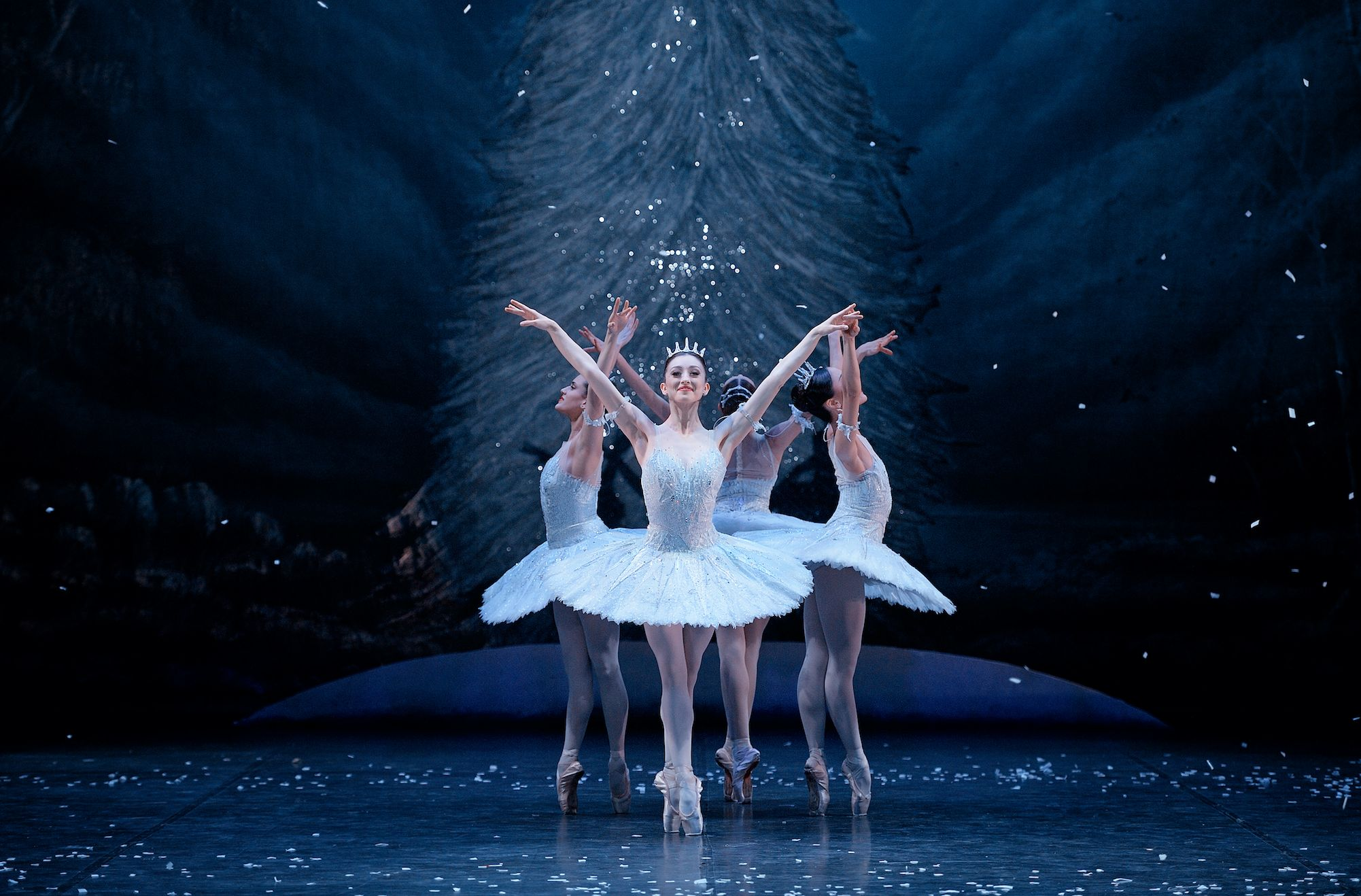 Ballet Dancers On Why 'Christmas Wouldn't Be The Same Without The