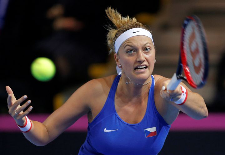 Petra Kvitova was attacked in her home in the eastern Czech town of Prostejov on Tuesday, according to reports.