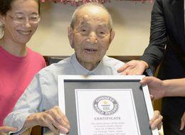 World's Oldest Man Dies Aged 112 In Japan
