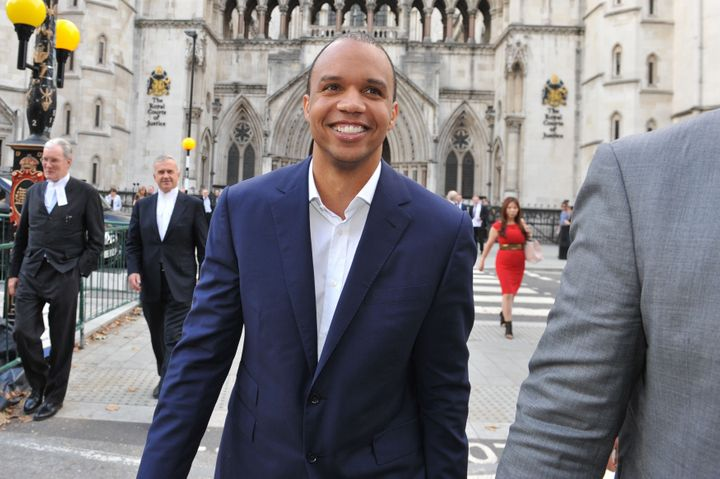 Phil Ivey, pictured in 2014, will appeal the decision ordering him and a friend to repay a casino $10 million, according to h