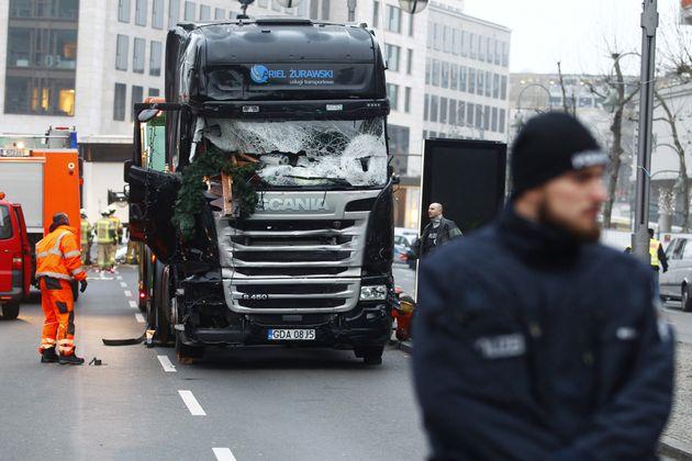 Berlin Attack: The Polish Man