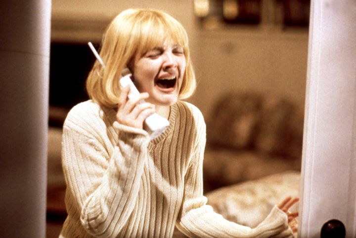 Drew Barrymore Looks Back At The Shocking Opening Scene Of