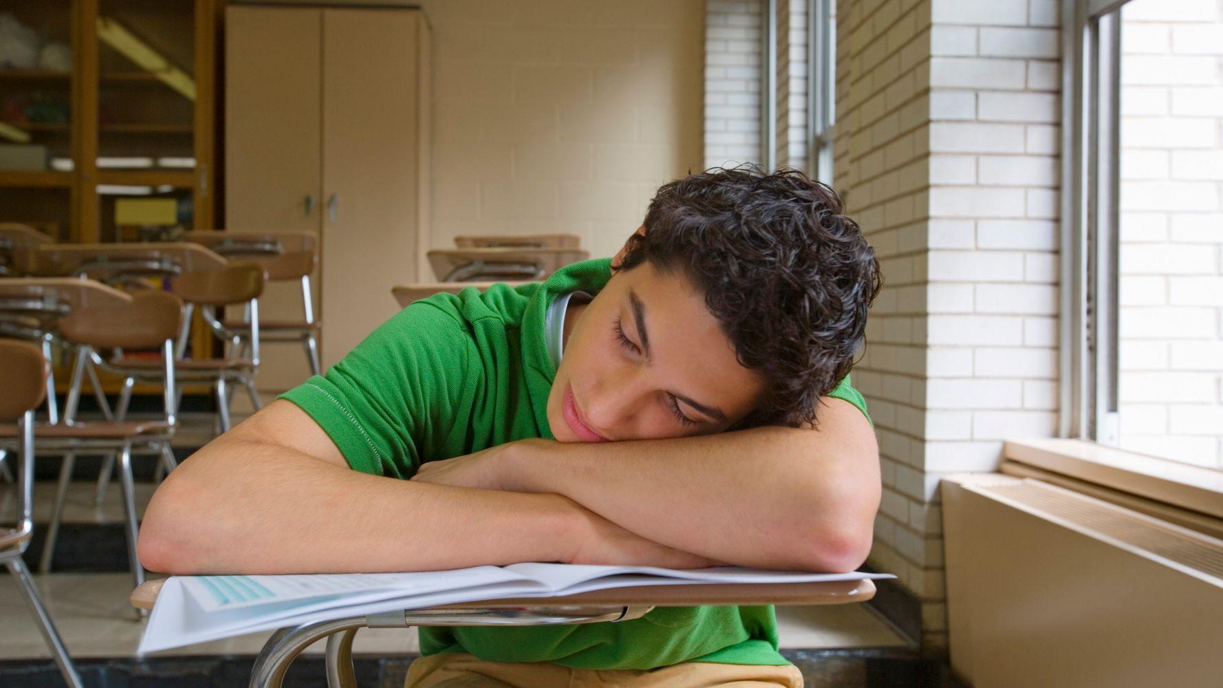 Sleep and teenagers