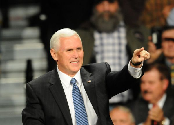 """""""Our Vice President-elect, Mike Pence, is the same kind of person who populated my middle school and high school. I can&rsquo"""