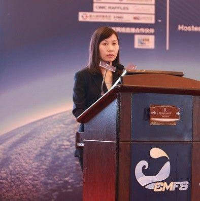 Ms. He Min