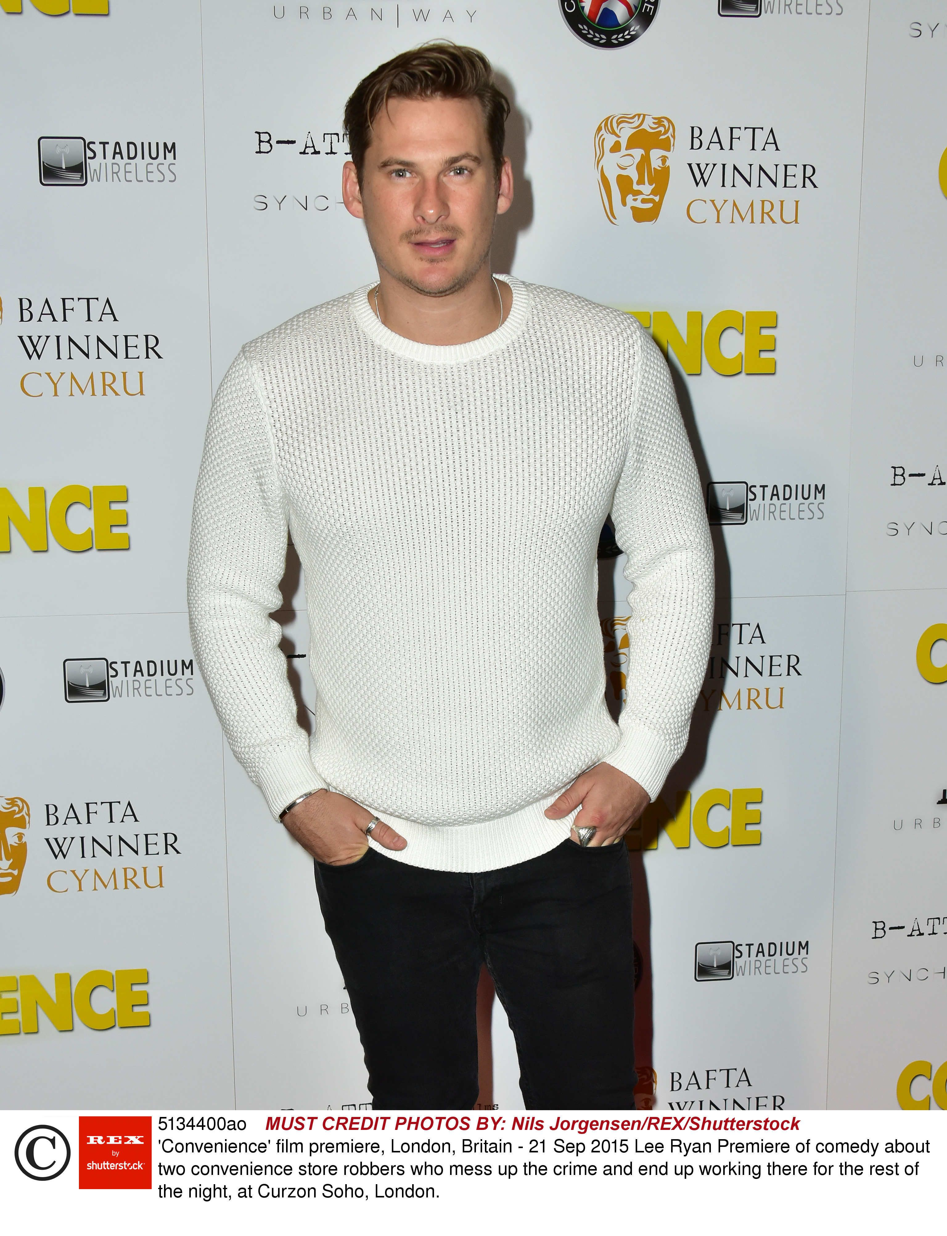 Lee Ryan Has His Say On 'Celebrity Big Brother'