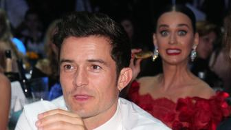 CAP D'ANTIBES, FRANCE - MAY 19:  Musician Katy Perry and Actor Orlando Bloom attend the amfAR's 23rd Cinema Against AIDS Gala at Hotel du Cap-Eden-Roc on May 19, 2016 in Cap d'Antibes, France.  (Photo by Gisela Schober/Getty Images for amfAR )