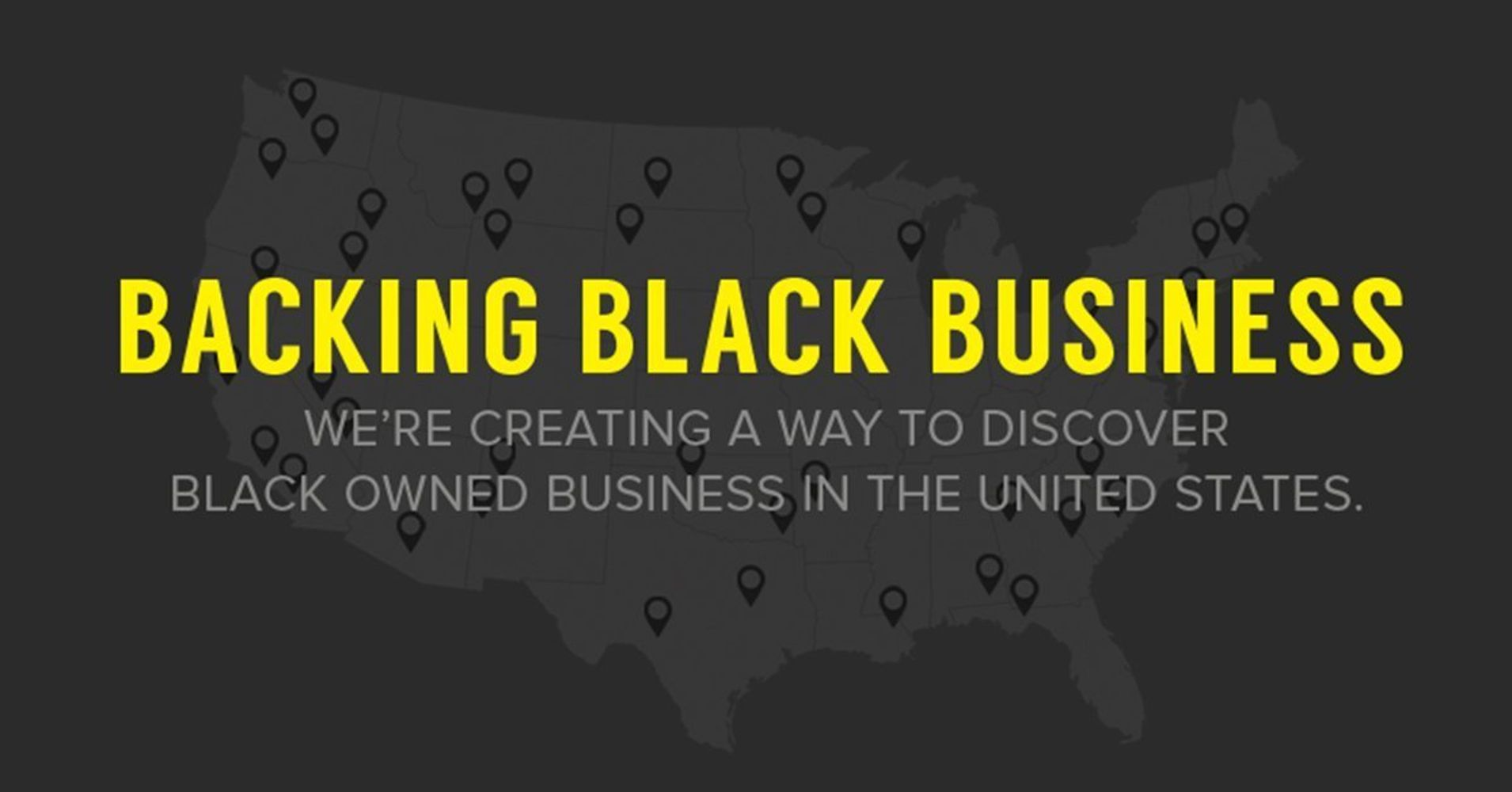 Black Lives Matter Launches Website To Promote Black Owned