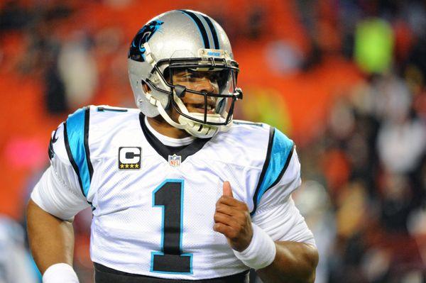 "Carolina Panthers quarterback <a href=""https://www.huffpost.com/entry/cam-newton-dance-titans-mom-letter_564f23f4e4b0258edb30"