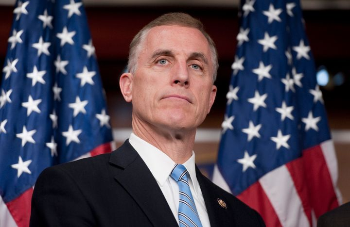 Rep. Tim Murphy (R-Pa.) either has ESP or doesn't care about hearing the president's address to the nation before trashing it