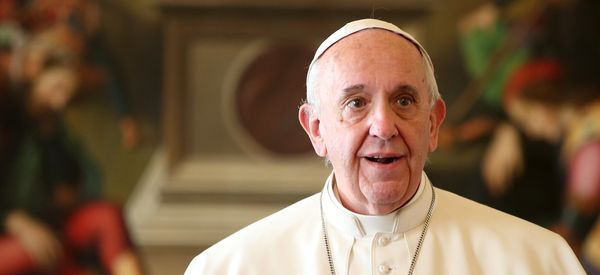 Face it, Pope Francis, the Catholic Church is a gay institution