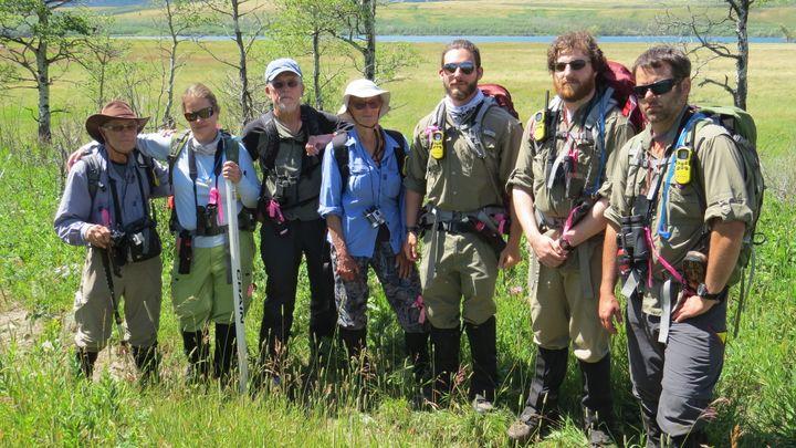 Earthwatch Citizen Scientist Volunteers