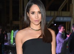 Meghan Markle In Fake Topless Photo 'Leak', Because She's Not Had Enough To Deal With, Apparently