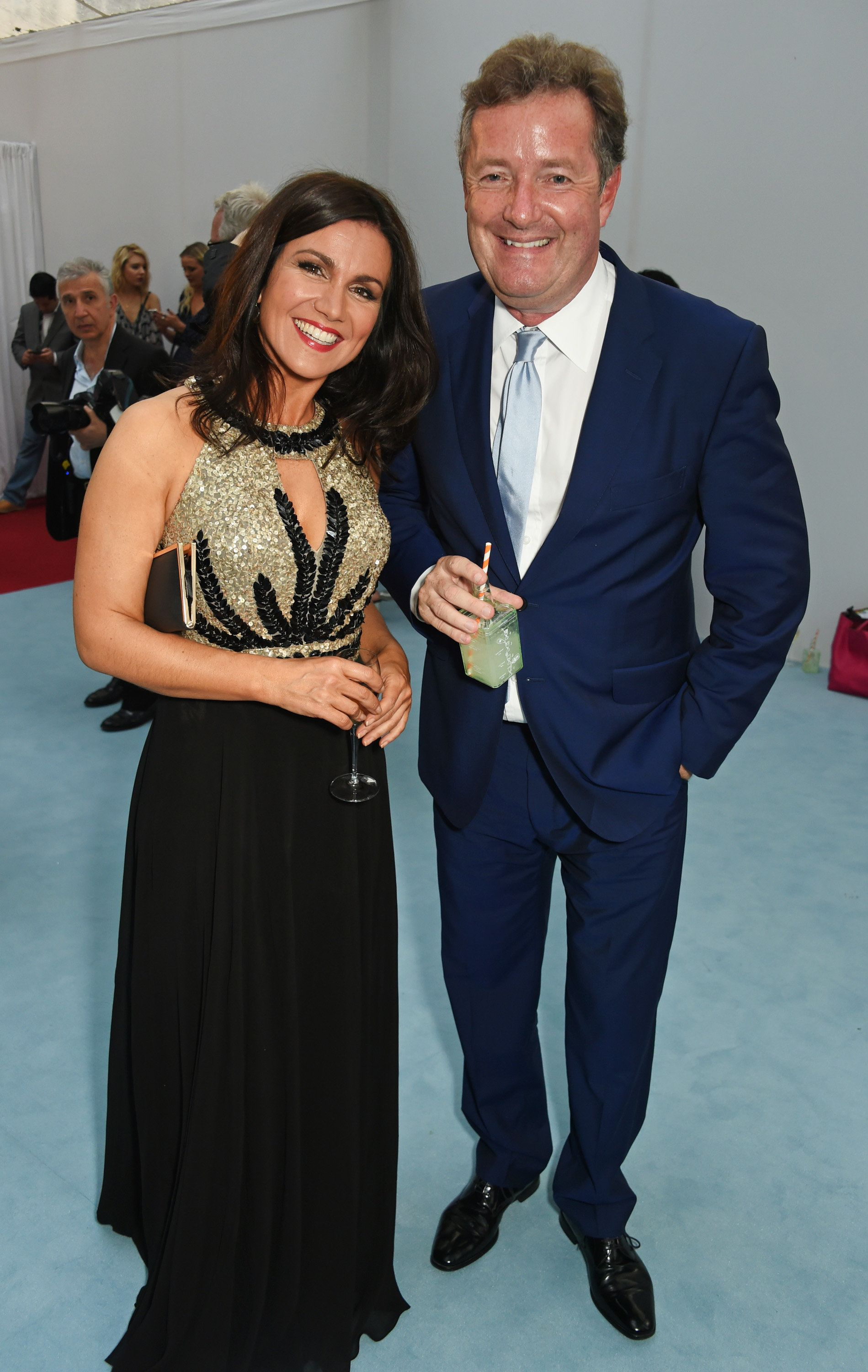 Susanna Reid's 'Piers Morgan Survival Kit' Explains A