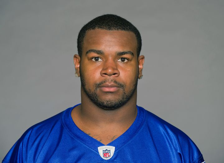Robert Eddins played for the NFL's Buffalo Bills in 2011.