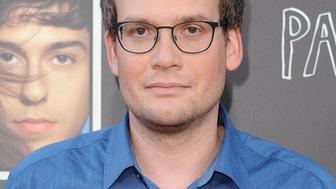 LOS ANGELES, CA - JULY 17:  Author John Green attends the 'Paper Towns' Q&A and live concert at YouTube Space LA on July 17, 2015 in Los Angeles, California.  (Photo by Jason LaVeris/FilmMagic)