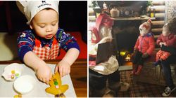 How 11 Celebrity Parents Are Getting Their Kids In The Christmas