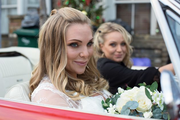 Ronnie and Roxy Mitchell were axed from