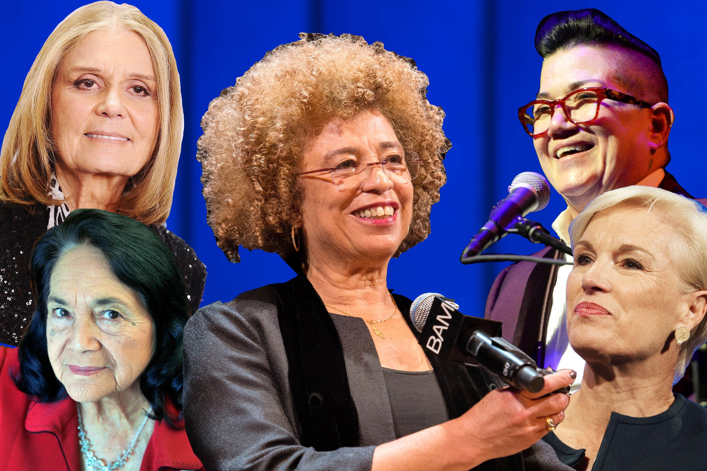 Advice From 10 Iconic Feminists To Get You Through