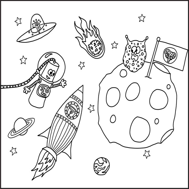 New Coloring Book Introduces Kids Of All Genders To