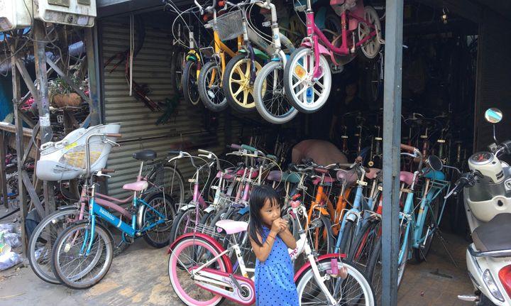 <p>Bike Alley</p>
