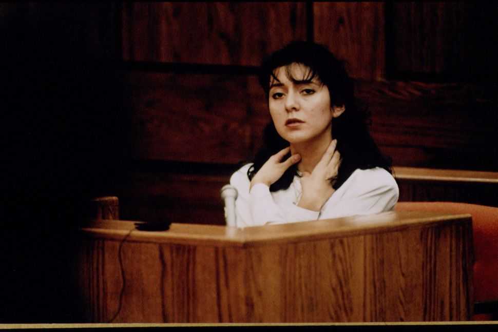 Lorena Bobbitt was acquitted by reason of temporary insanity in January 1994.