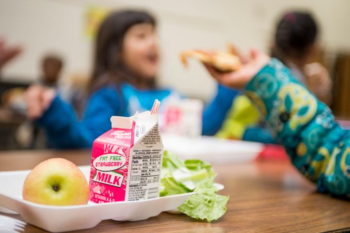 "The House Freedom Caucus has listed the National School Lunch Program at the top of what one nutrition advocate called its ""r"