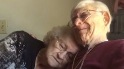 Husband Serenades Wife Of 70 Years With Sentimental Anniversary