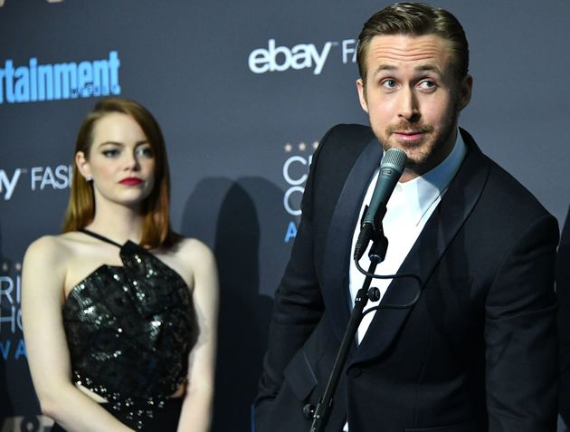 We doubt Ryan Gosling would steal Emma's joke