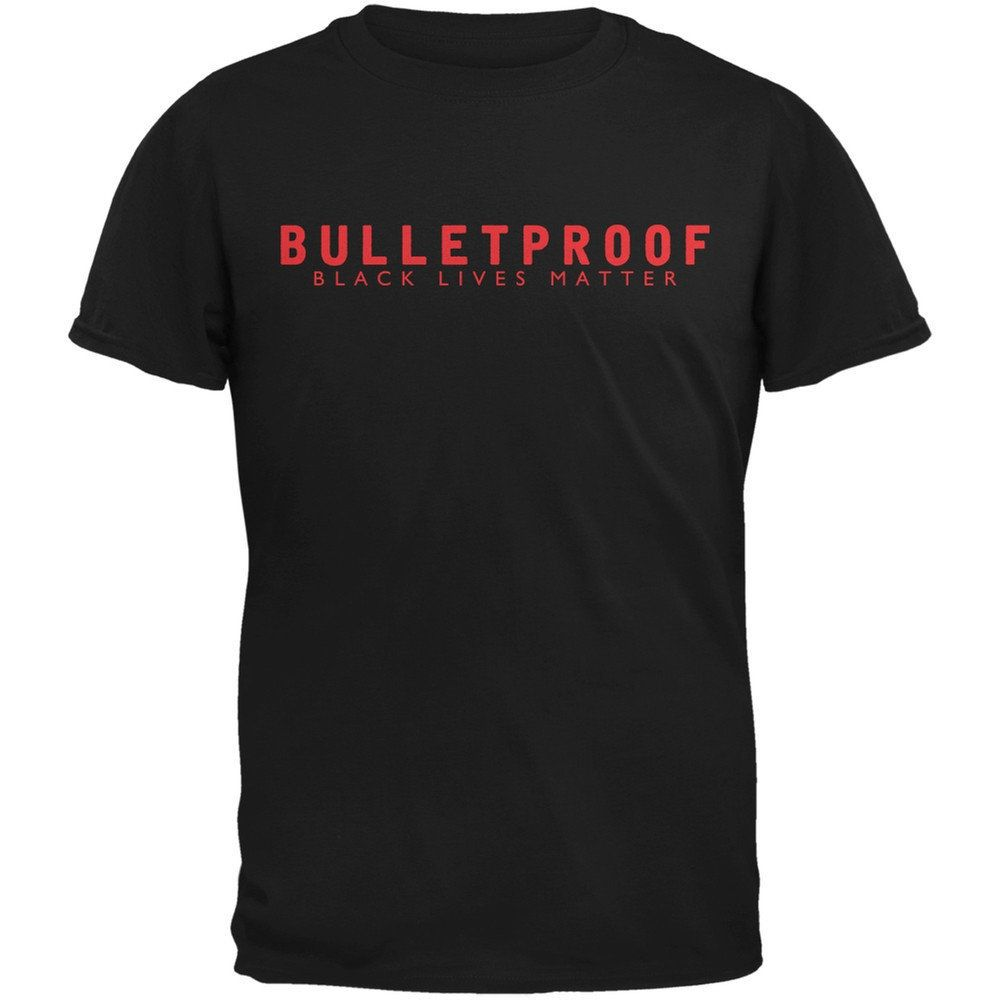 Walmart Ditches 'Bulletproof: Black Lives Matter' T-Shirt After ...