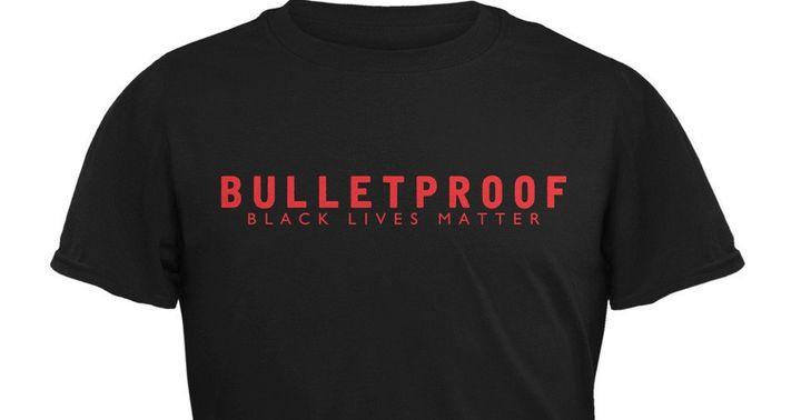Walmart Ditches 'Bulletproof: Black Lives Matter' T-Shirt After ...