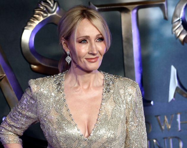 J.K. Rowling Reveals She's Working On New