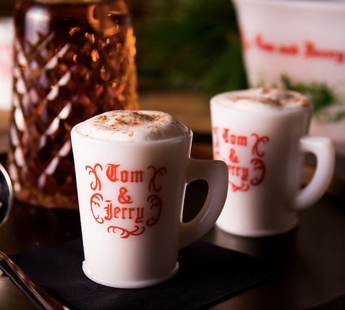 """The Tom and Jerry often comes in&nbsp;a special, <a href=""""https://blog.etsy.com/en/tom-and-jerry-holiday-drink/"""" target=""""_blank"""">festive mug</a>."""