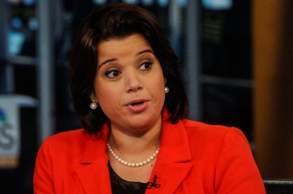"Republican commentator Ana Navarro <a href=""http://www.huffingtonpost.com/entry/ana-navarro-cnn-trump-racist-two-languages_us"