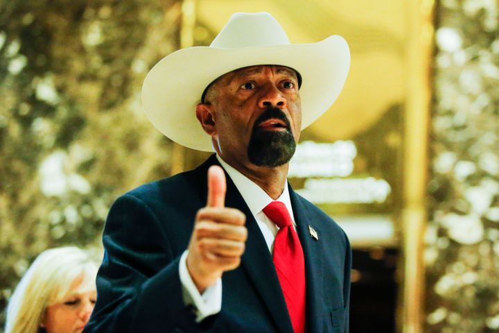 The Department of Justice is considering opening an investigation into a jail that Milwaukee County Sheriff David Clarke is t