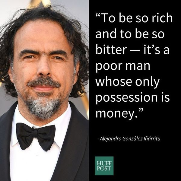"In January, Mexican director Alejandro G. Iñárritu addressed Donald Trump's troubling <a href=""https:"