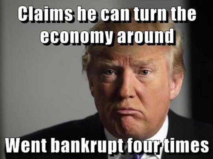 <p>Will Donald Trump make America great again?</p>