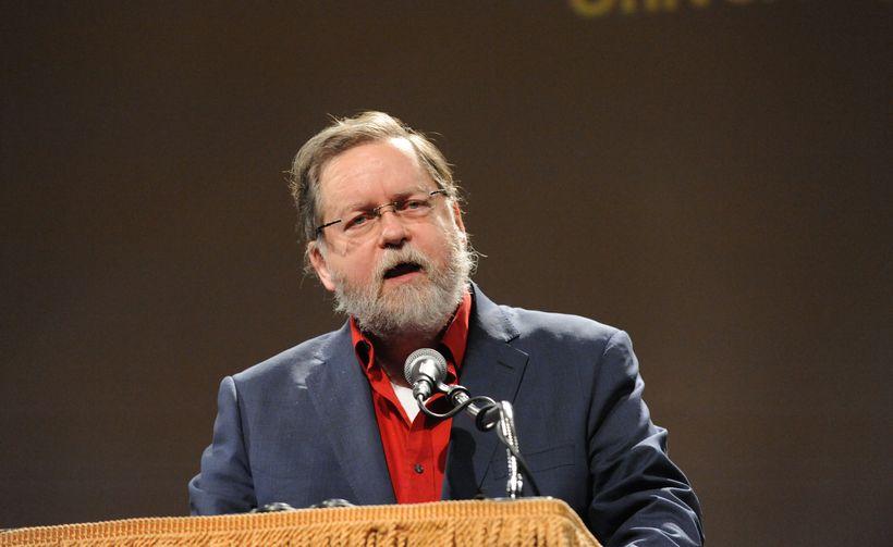 Prof. PZ Myers spoke about Trump's assault on science