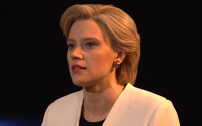 Kate McKinnon on <em>Saturday Night Live</em>.