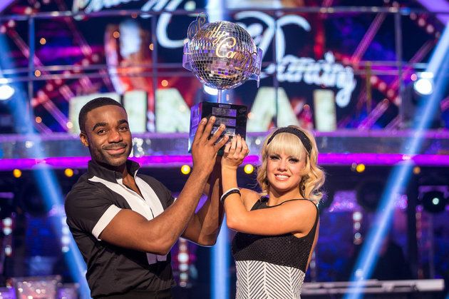 Ore Oduba Shows Off His Seriously Impressive Post-'Strictly Come Dancing'