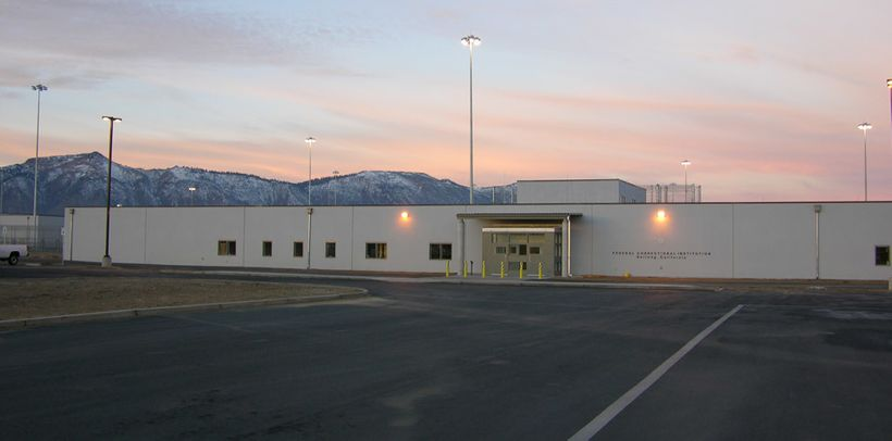 FCI Herlong: The medium security prison houses roughly 1,100 inmates in eastern California.