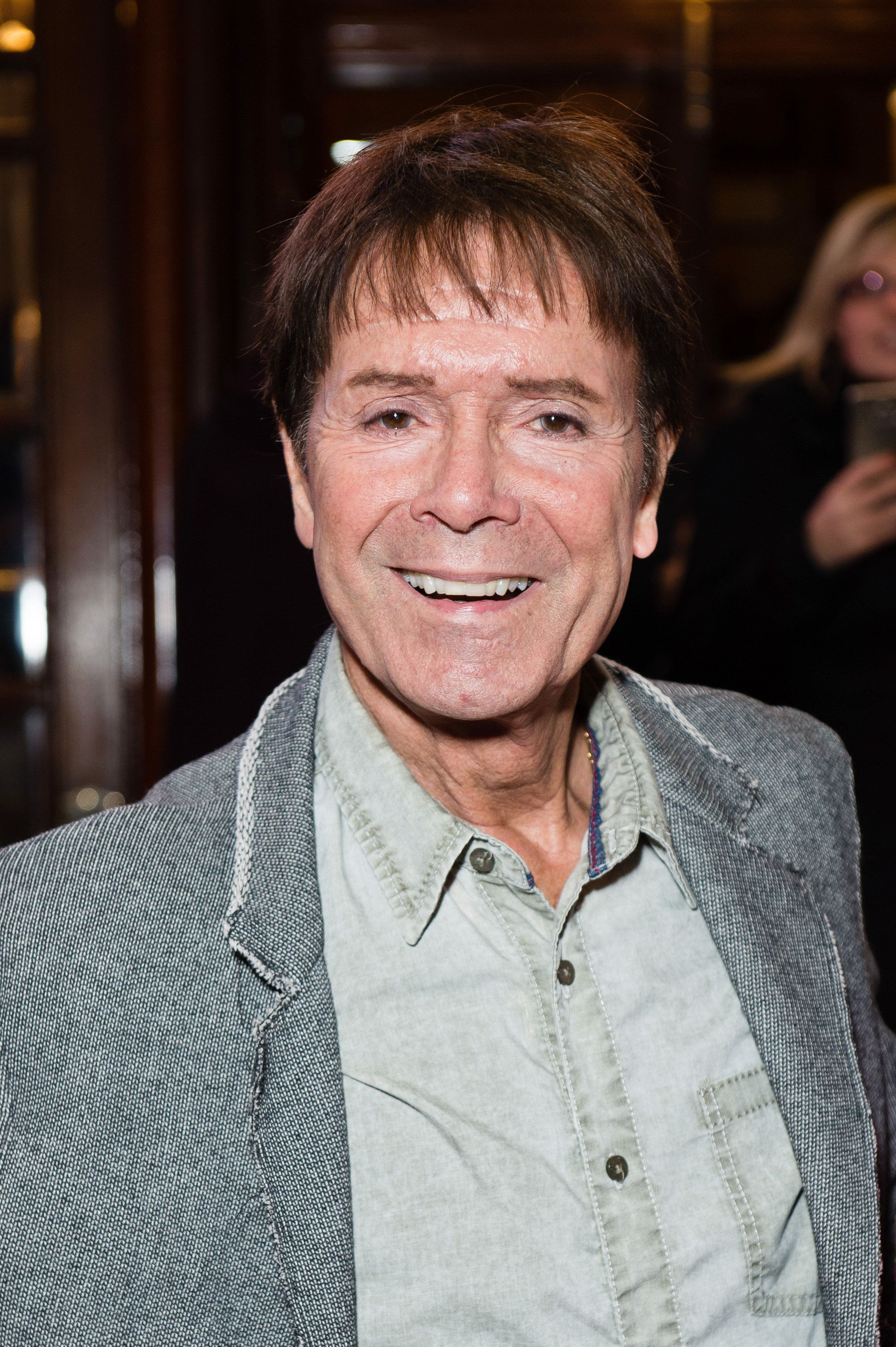 Cliff Richard Reveals 'Faith Even Stronger' Following Sexual Abuse