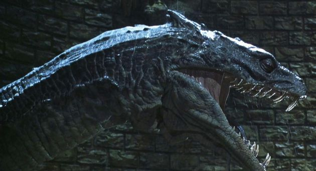 And here's the Basilisk in