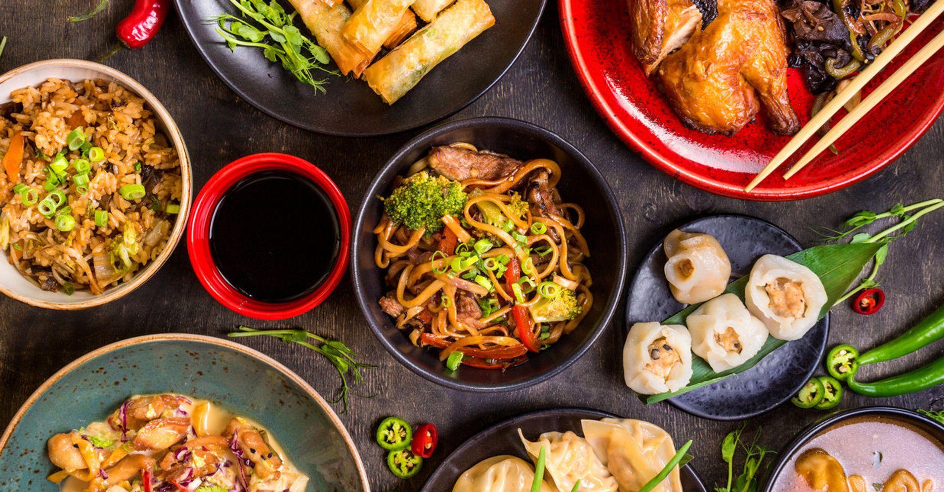 Jewish People Chinese Food